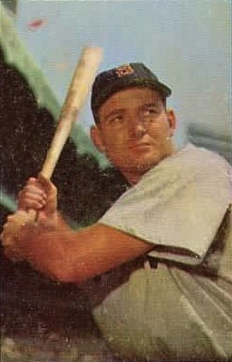 George Kell - Kell during his time with the Red Sox.