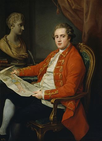 President of the Board of Control - Image: George Legge, Viscount Lewisham, later 3rd Earl of Dartmouth, 1778, by Batoni