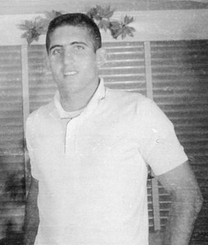 Birmingham Americans - Former Americans' quarterback George Mira (1974)