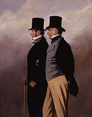 George Payne; Henry John Rous