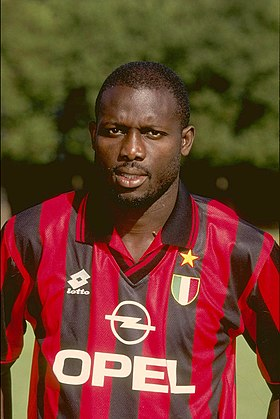 Image illustrative de l'article George Weah