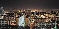 Ghim Moh night panorama, Singapore - 20110101.jpg