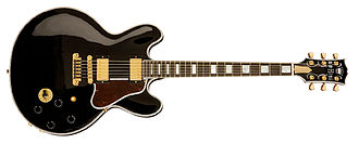 Lucille (guitar) - Image: Gibson Lucille