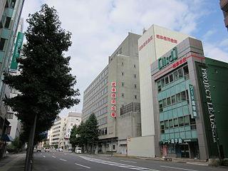 岐阜信用金庫の本店