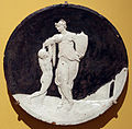 Girolamo della robbia, medaglione con la beneficenza.JPG