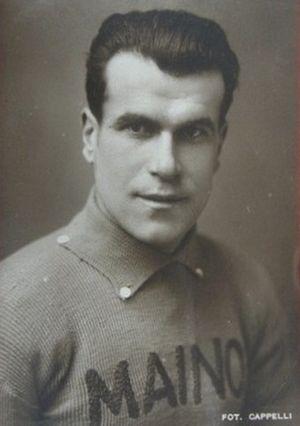 Giuseppe Azzini - Giuseppe Azzini in 1911