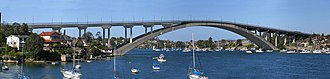 Gladesville, New South Wales - Gladesville Bridge