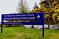 Glenveagh National Park - Entrance sign off R251 - geograph.org.uk - 1187165.jpg