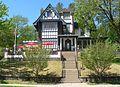 Glick-Orr house from E 1 long.JPG