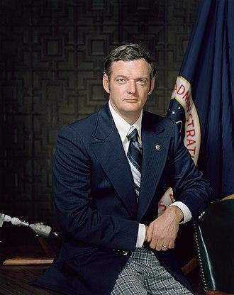 Glynn Lunney - Glynn Lunney in 1974, as manager of the Apollo-Soyuz Test Project