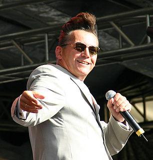 Götz Alsmann German musician and singer