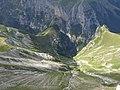 Gola dell'infernaccio vista dal monte sibilla - panoramio.jpg