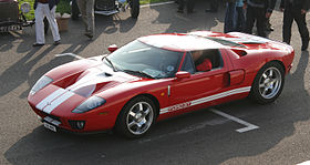 Goodwood Breakfast Club Ford Gt Flickr Exfordy Jpg