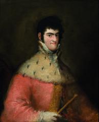 Portrait of Ferdinand VII of Spain