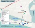 Grand-Bassam travel map.png
