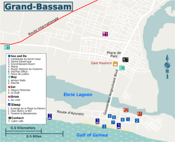 Grand-Bassam travel map.png