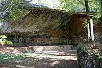 Grand abri de la Ferrassie - Savignac-de-Miremont - 20090924.jpg