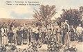 Grape harvest in Euxinograd, Bulgaria, 1910s.jpg