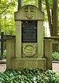 Gravenhorst Alter Evangelischer Friedhof Grab Zaenker 01.JPG