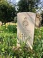 Gravestone of Basil Arthur Parnwell, SS Peter and Paul Church, Great Missenden, April 2020.jpg