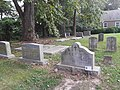 Graveyard, Hungars Church.jpg