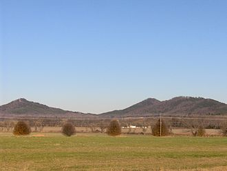 Overhill Cherokee - The site of Great Tellico in Tellico Plains, Tennessee
