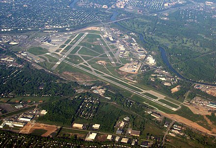Aerial View of the Greater Rochester International Airport Greater Rochester International Airport May 2007 Aerial View.jpg