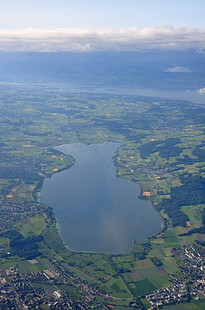 Greifensee - View from north