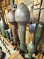 Grenade, Ben Junier ammo collection at the Overloon War Museum pic4.JPG