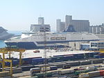 Grimaldi ship - Port of Barcelona.JPG
