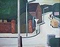Großbeeren, 1992, Ölfarbe, Leinwand, 43x54.jpg
