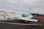 Grob G-120TP (D-ETPG) Turku Airshow 2015 02.JPG