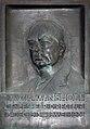 Groningen - Plaquette W.H. Mansholt (1931) van Willem Valk.jpg