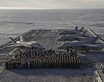 Group Photo of F-35B Lightning II Personnel Conducting Operations Aboard USS America (LHA 6) 161105-N-SO019-001.jpg