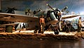 Grumman F4F-3 Wildcat (Fighter). Pearl Harbour. (15195705915).jpg
