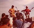 """Grupo """"The Morgan"""" en La Olla, Punta del Este 1.jpg"""