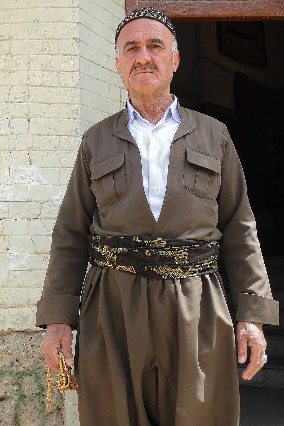 Guard at Citadel - Erbil - Iraq