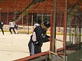 Guerin tapping his stick (7605892996).jpg