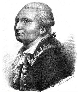 Jacques Antoine Hippolyte, Comte de Guibert General, military writer