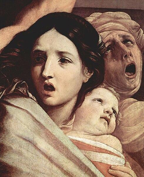 File:Guido Reni - Massacre of the Innocents detail2 - Pinacoteca Nazionale Bologna.jpg