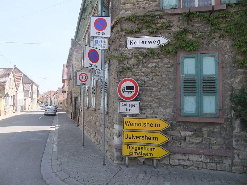 File:Guntersblum- Hauptstraße- Einmündung der Eimsheimer Straße 7.5.2011.JPG