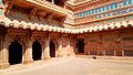 Gwalior fort man singh palace by Vijay India Tours.jpg