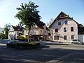 Häuser Inama, Stadelmann, Baldauf, Bahnhofstr 14, 10, 9, Weiler iA.jpg