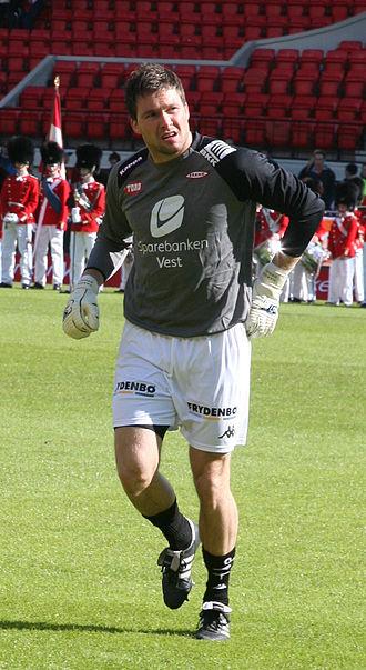 Håkon Opdal - Håkon Opdal while playing for Brann.