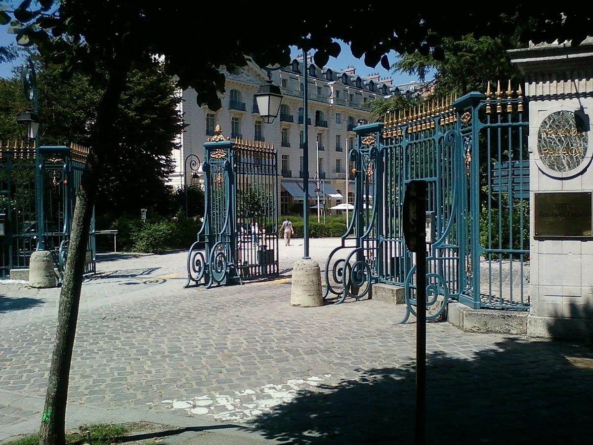 Waldorf astoria trianon palace versailles wikidata - Hotel trianon versailles ...