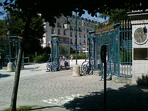 René Sergent - Hotel Trianon Palace (France)