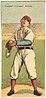 H. L. Gaspar-Thomas R. Clarke, Cincinnati Reds, baseball card portrait LCCN2007683865.jpg