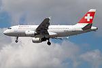 HB-IPY A319 Swiss (14600867869).jpg