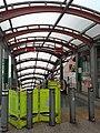 HK 半山區 Mid-levels 般咸道 Bonham Road 正街 Centre Street escalators February 2020 SS2 03.jpg