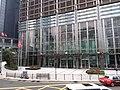 HK 金鐘道 Queensway Admiralty 長江集團中心 Cheung Kong Center Xmas decoration Dec 2018 SSG.jpg
